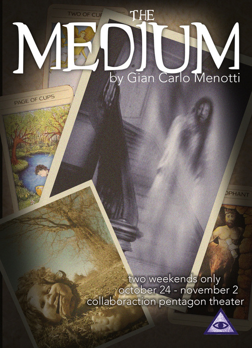 'The Medium' Poster
