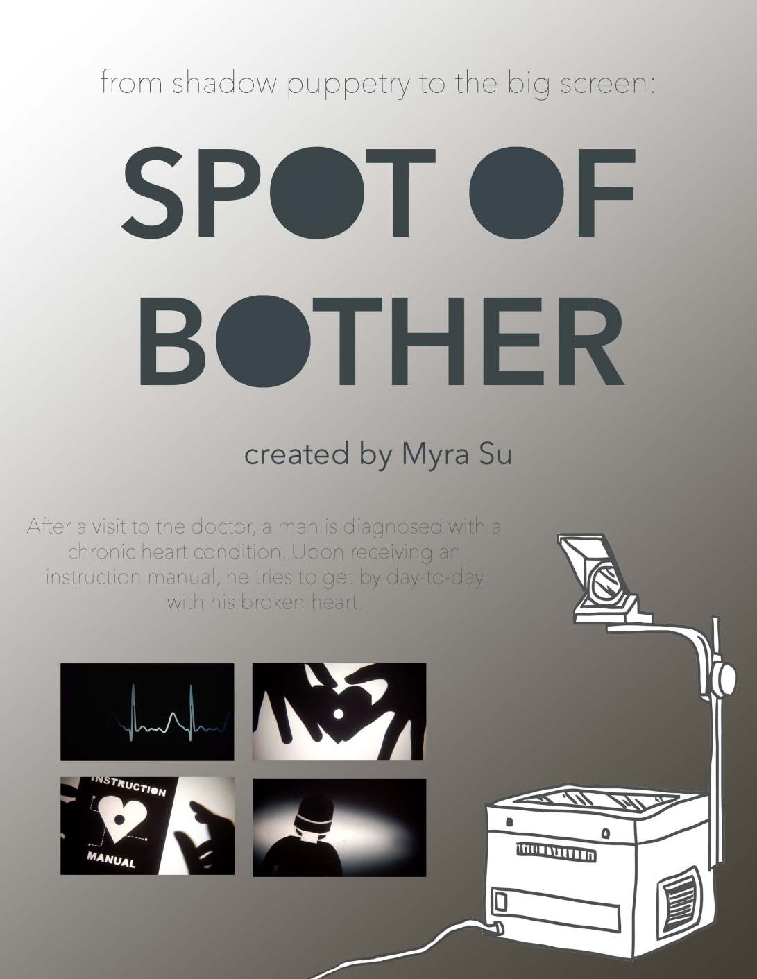 Spot of Bother Poster
